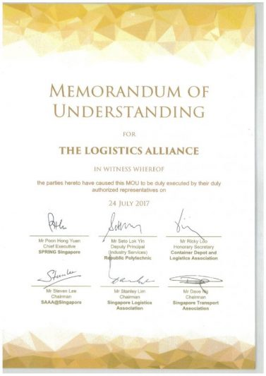 MOU logistics alliance cert-page-001